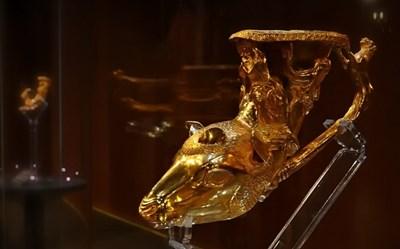 Панагюрското златно съкровище