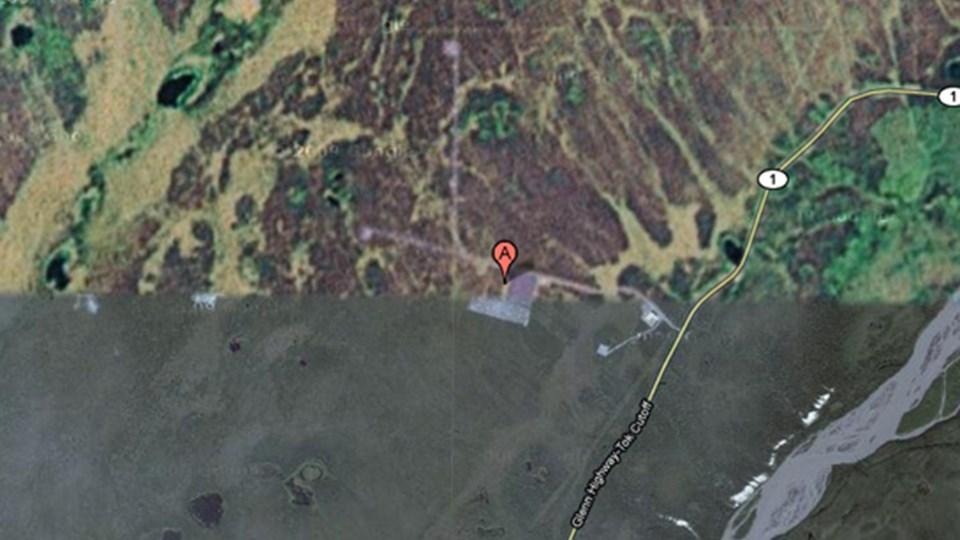 Mestata Koito Gi Nyama Na Nito Edna Karta Ili Satelitna Snimka