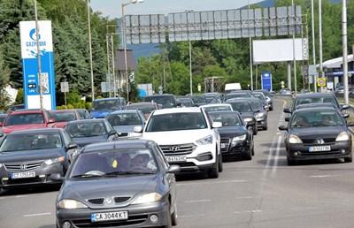 От началото на годината има увеличение и на покупката на автомобили на лизинг.