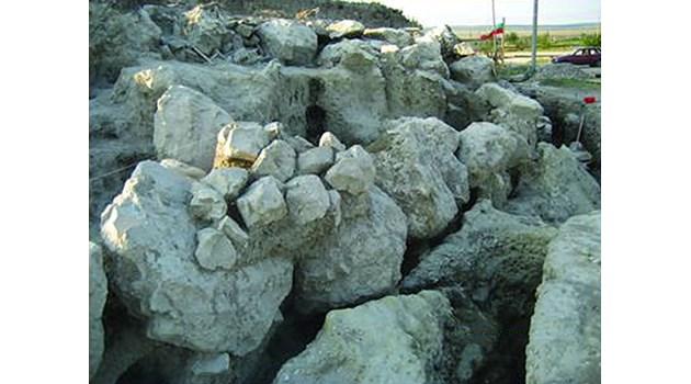 Преди 6700 г. изградили 234 метра крепостна стена