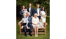 Нови снимки на принц Чарлз и принц Луи умилиха феновете на кралското семейство