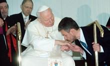 Бившият външен министър Соломон Паси: Още през 1994 г. Йоан Павел II каза, че ще обяви България за невинна, но в София