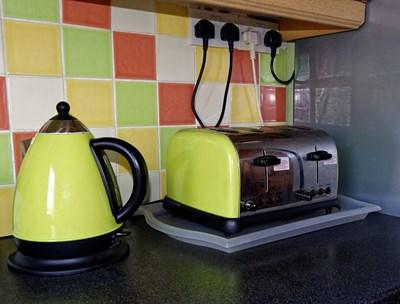 Използването на тостер и електрически чайник през нощта може да е свързано с редица старчески болести. СНИМКА: Пиксабей