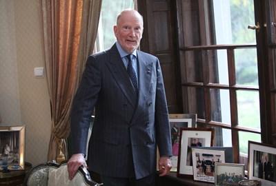 Видеопортрет: Цар Симеон II на 84 г. - вижте живота му в 24 кадъра