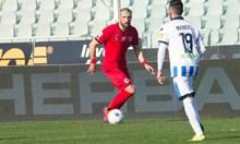 Гълъбинов стартира с гол и асистенция сезона в Италия (Видео)