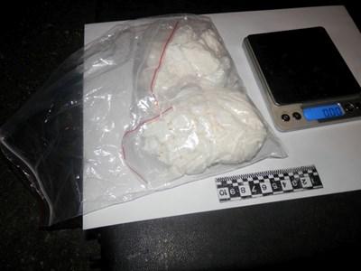 Двама дилъри с над 300 грама амфетамин  задържаха в Пазарджик