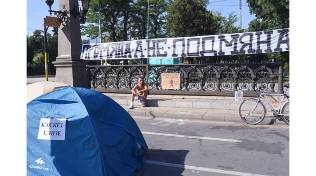 Протестът опита да затапи и морето, отказа да пуска автобусите в София поне в час пик (обзор)