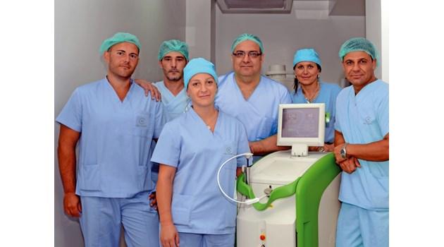 Вече 12 години Хил клиник лекува простата по най-модерен метод