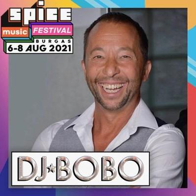 DJ BOBO и основателят на PRODIGY идват за SPICE Music Festival