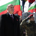 Румен Радев на Шипка СНИМКА: Прессекретариат на държавния глава