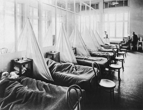 Големите карантини: Испанският грип вилнее три години, чума парализира Лондон за цели две