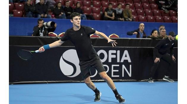 """Тенисистът Александър Лазаров: Отказах на """"Харвард"""", за да продължа да играя за България"""