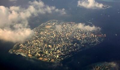 Малдивите СНИМКА: РОЙТЕРС