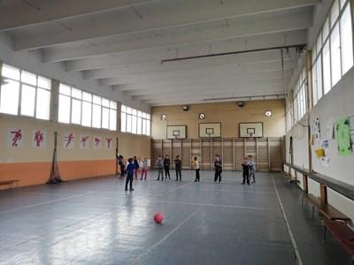 Ученици станаха учители за един ден в Банско. СНИМКИ: ОБЩИНА БАНСКО