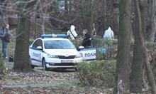 Откриха мъртъв мъж със забит нож в Борисовата градина, има задържан (Снимки)