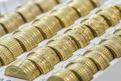 Монети в касов апарат Снимка: Пиксабей