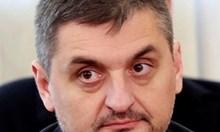 Кирил Добрев поема червения щаб