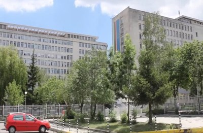 """Болница """"Света Анна"""" в София. Снимка: Архив"""