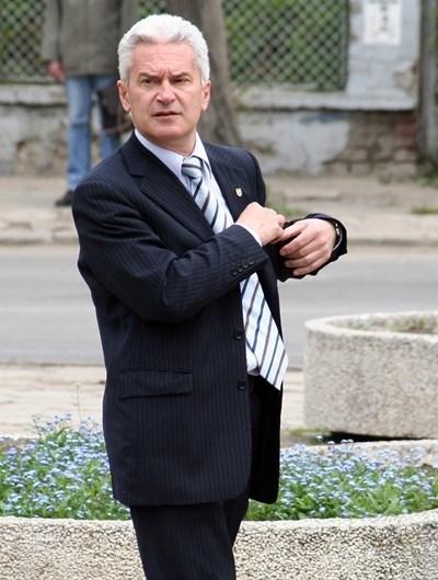 "Лидерът на ""Атака"" Волен Сидеров"
