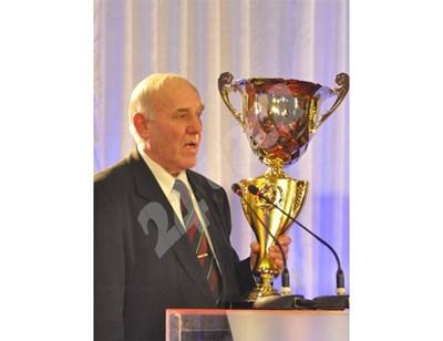 Димитър Ларгов беше първият национал, избран за председател на БФС