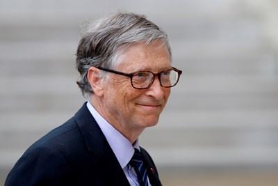 Бил Гейтс се забъркал в афери с колежки. СНИМКА: РОЙТЕРС