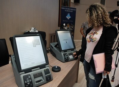 ЦИК с нова поръчка за логистиката и софтуера на машините