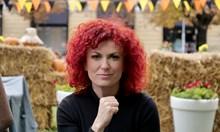 Люси Дяковска: Лични неволи вадят градивното у човек - след инсулт на майка се заех да преобразявам парк