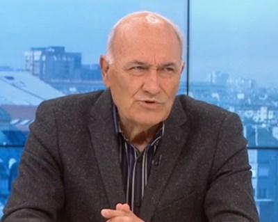 Журналистът Коста Филипов КАДЪР: БНТ