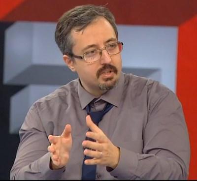 Лъчезар Томов. Снимка Фейсбук