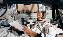 Майкъл Колинс, най-самотният човек в историята, имал 18 плана как да спаси Армстронг и Олдрин