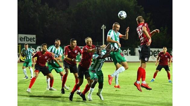 Камбуров пак вкара първия гол за сезона, на един е от вечния рекорд (Видео)