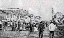 Фердинанд разваля първия софийски пазар пред двореца