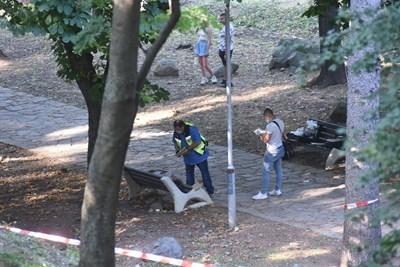 Миячка в заведение е убитата жена на пейка в София