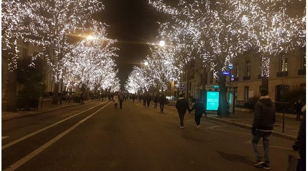 """Моят личен сблъсък с """"жълтите жилетки"""" по Коледа в Париж"""