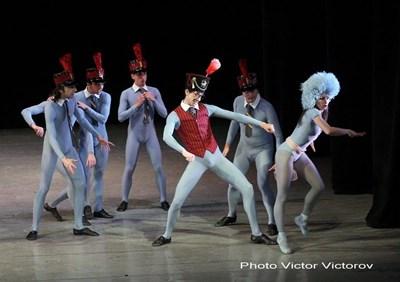 Снимките са предоставени от Софийската опера.