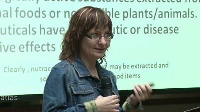 Анча Баранова - професор в Университета по биология на училището на Джордж Мейсън (САЩ) и директор на Центъра за изследване на хронични метаболитни заболявания в Колеж на науките на GMU