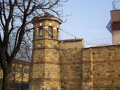 """Централният софийски затвор е най-големият в страната. СНИМКИ: """"24 ЧАСА"""""""