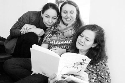 """""""Книговище"""" е съвсем нова онлайн платформа, която има за цел да насърчи децата да четат и да го правят с удоволствие.  Идеята е на Деси Гаврилова, която осъществява заедно с Искра Джанабетска и Яна Генова."""