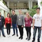 Математиците на ТУ-Варна затвърдиха със злато, сребро и бронз блестящото си присъствие и на осмата олимпиада CompMath