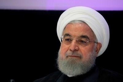 Президентът на Иран Хасан Рохани. СНИМКА: Ройтерс