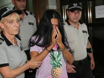 Анита Мейзер е обвинена за убийството на мъжа й. Снимка: Архив