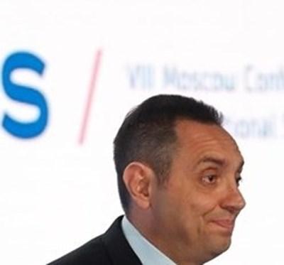 Александър Вулин СНИМКА: Ройтерс