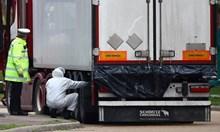 Търсят връзки на ирландски трафиканти с Варна заради труповете в камиона ковчег