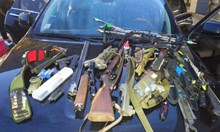 5 г. затвор за швейцареца, обвинен в тероризъм. Вземат му колата и оръжието
