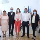 Екатерина Захариева се срещна с представители на българската общност в Украйна
