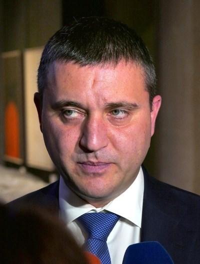 Владислав Горанов. Снимка Архив