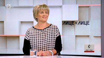 Весела Лечева КАДЪР: bTV