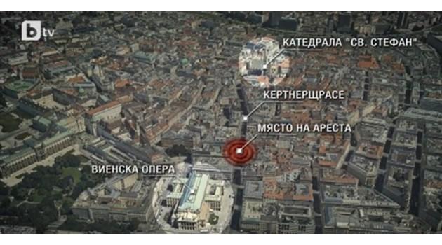 """Във Виена задържаха 40-годишна българка, известна като """"Царицата на джебчийството"""""""