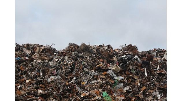 Пресякоха вноса на италиански боклук