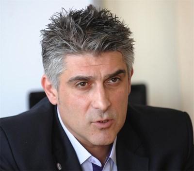 Психологът Росен Йорданов